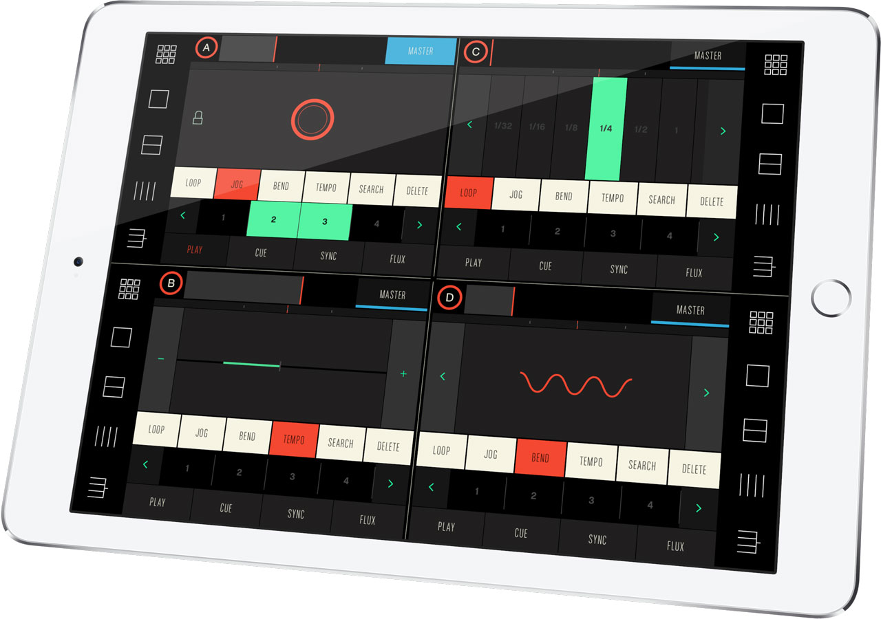 Player mode for Conductr Traktor module